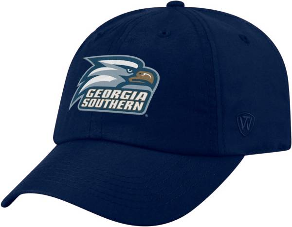 Top of the World Men's Georgia Southern Eagles Navy Staple Adjustable Hat product image