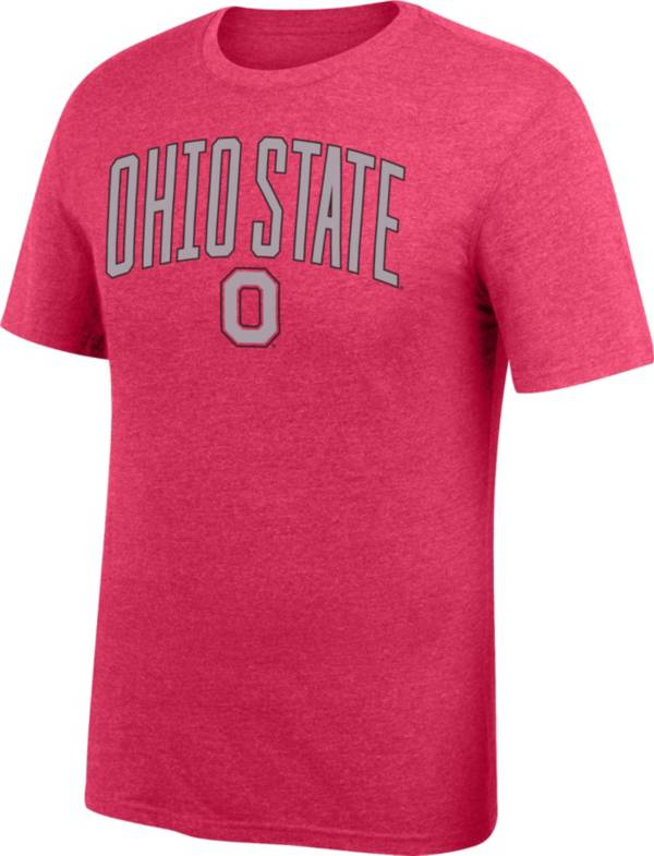 Scarlet & Gray Men's Ohio State Buckeyes Scarlet T-Shirt product image