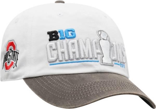 OSU Men's 2019 Big Ten Football Champions Ohio State Buckeyes Locker Room Hat product image