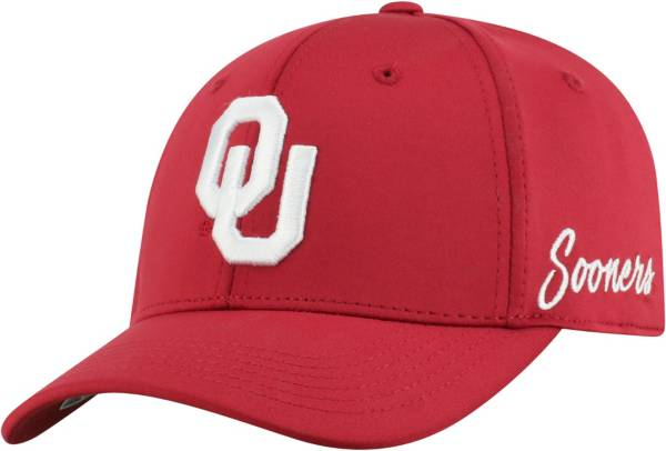 Top of the World Men's Oklahoma Sooners Crimson Phenom 1Fit Flex Hat product image