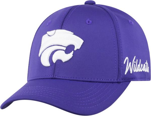 Top of the World Men's Kansas State Wildcats Purple Phenom 1Fit Flex Hat product image