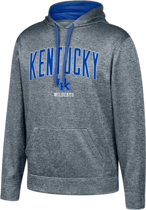 Top of the World Men's Kentucky Wildcats Grey Foundation Poly Hoodie product image