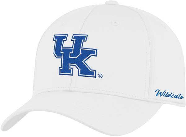 Top of the World Men's Kentucky Wildcats Phenom 1Fit Flex White Hat product image