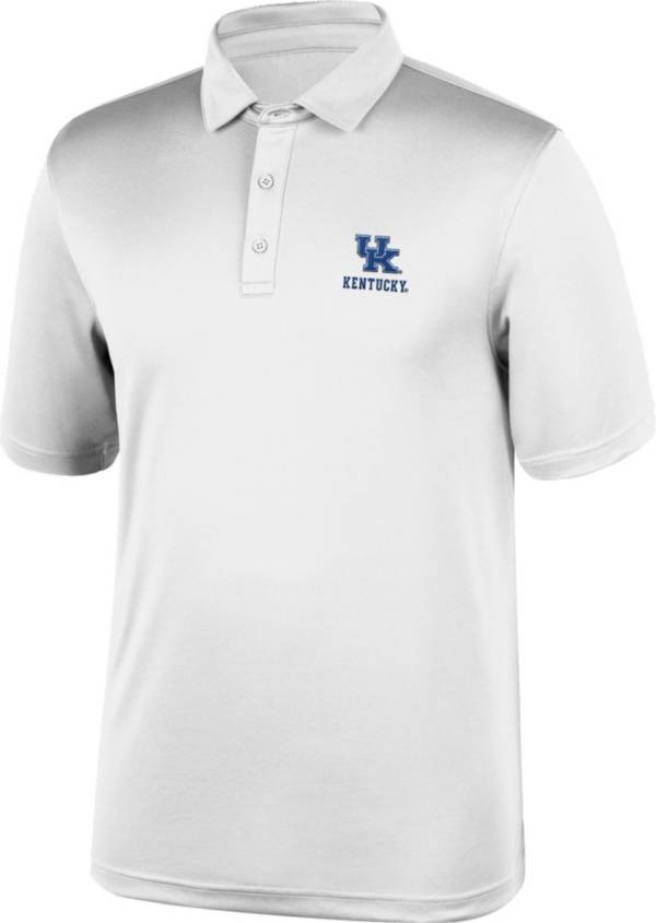Top of the World Men's Kentucky Wildcats White Polo product image
