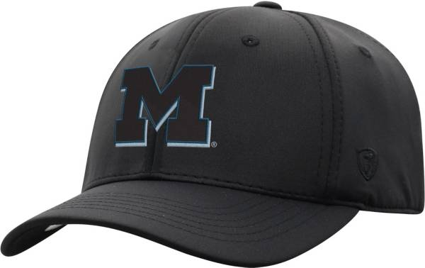 Top of the World Men's Michigan Wolverines Phenom-Bob 1Fit Flex Black Hat product image