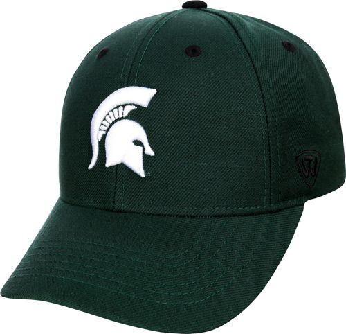 separation shoes cfd2f 25f29 ... Men s Michigan State Spartans Green Triple Threat Adjustable Hat.  noImageFound. Previous