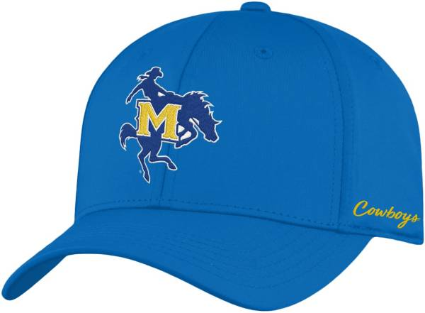 Top of the World Men's McNeese State Cowboys Royal Blue Phenom 1Fit Flex Hat product image