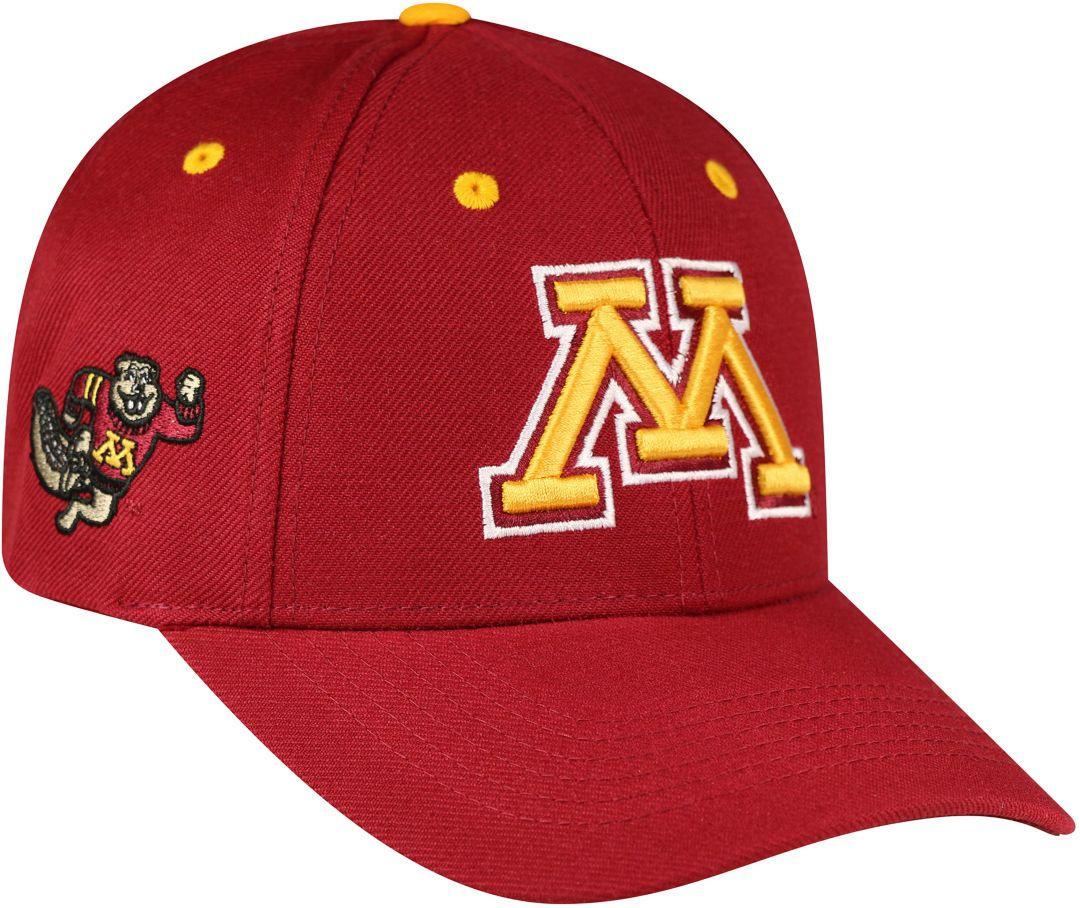 best website d915f 80656 Top of the World Men s Minnesota Golden Gophers Maroon Triple Threat  Adjustable Hat. noImageFound. Previous
