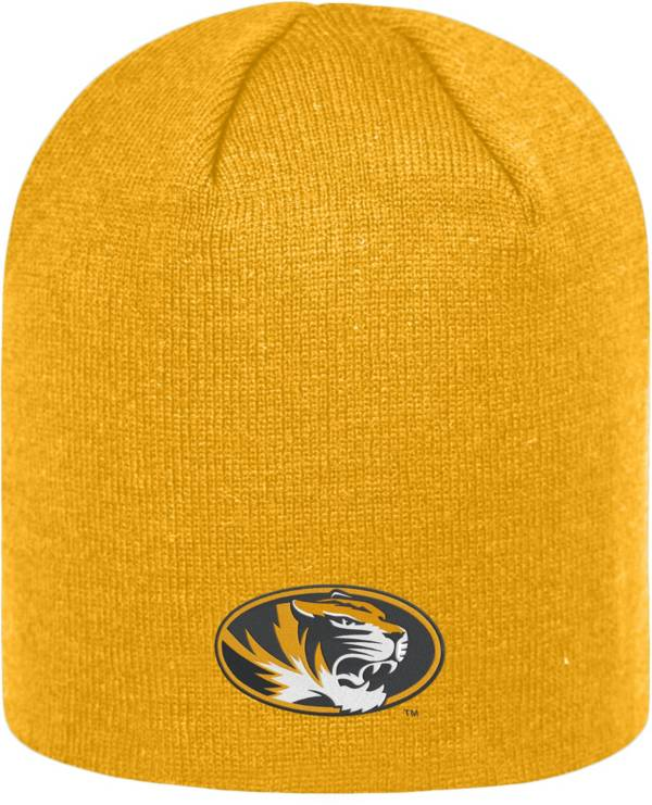 Top of the World Men's Missouri Tigers Gold Classic Knit Beanie product image