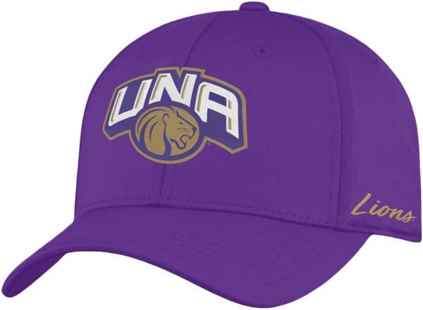 Top of the World Men's North Alabama  Lions Purple Phenom 1Fit Flex Hat product image