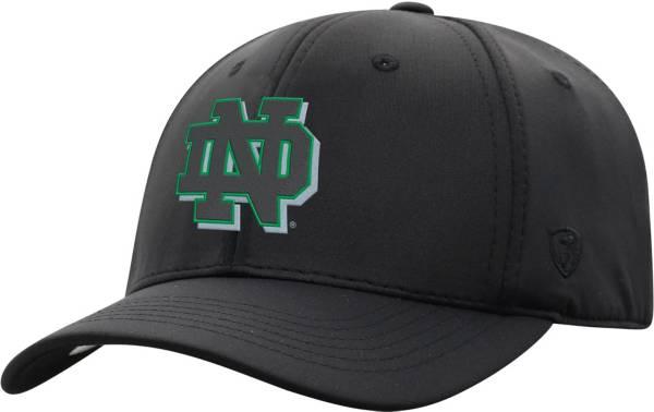 Top of the World Men's Notre Dame Fighting Irish Phenom-Bob 1Fit Flex Black Hat product image