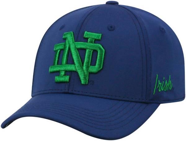 Top of the World Men's Notre Dame Fighting Irish Navy Phenom 1Fit Flex Hat product image