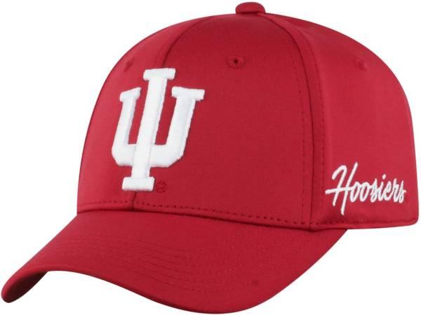 Top of the World Men's Indiana Hoosiers Crimson Phenom 1Fit Flex Hat product image