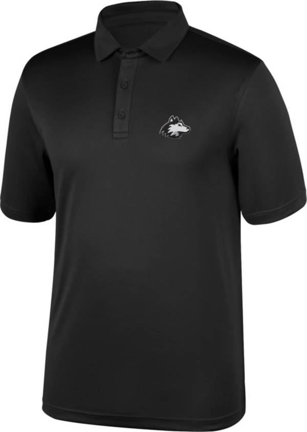 Top of the World Men's Northern Illinois Huskies Black Polo product image