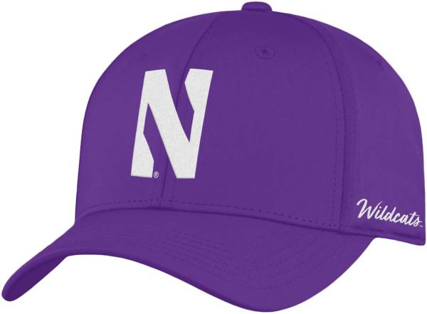 Top of the World Men's Northwestern Wildcats Purple Phenom 1Fit Flex Hat product image