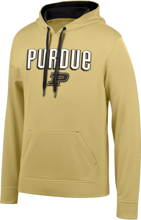 Top of the World Men's Purdue Boilermakers Old Gold Foundation Poly Hoodie product image