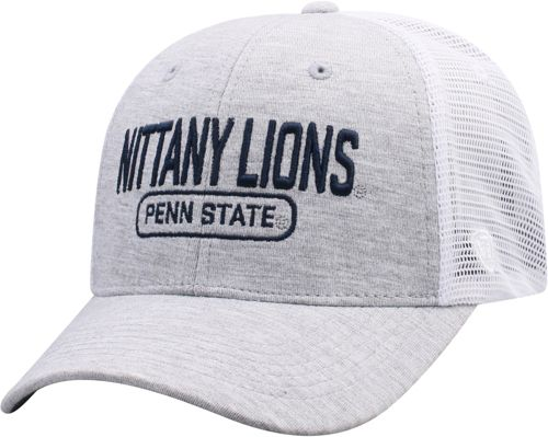 the best attitude b3170 5b3e6 Top of the World Men s Penn State Nittany Lions Grey Notch Adjustable  Snapback Hat. noImageFound. Previous