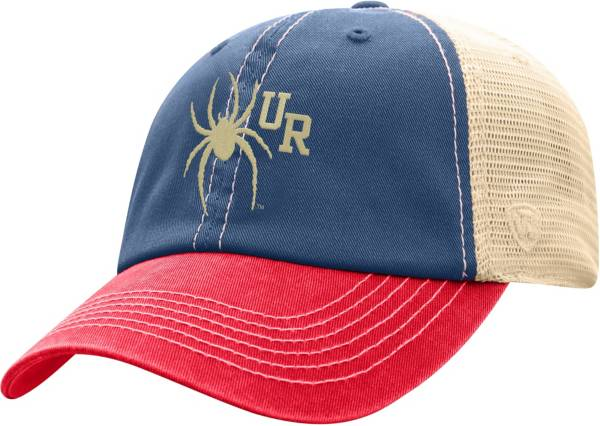 Top of the World Men's Richmond Spiders Blue/White Off Road Adjustable Hat product image