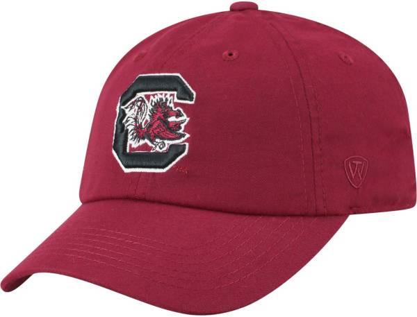 Top of the World Men's South Carolina Gamecocks Garnet Staple Adjustable Hat product image
