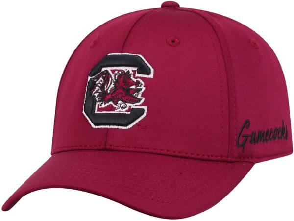 Top of the World Men's South Carolina Gamecocks Garnet Phenom 1Fit Flex Hat product image