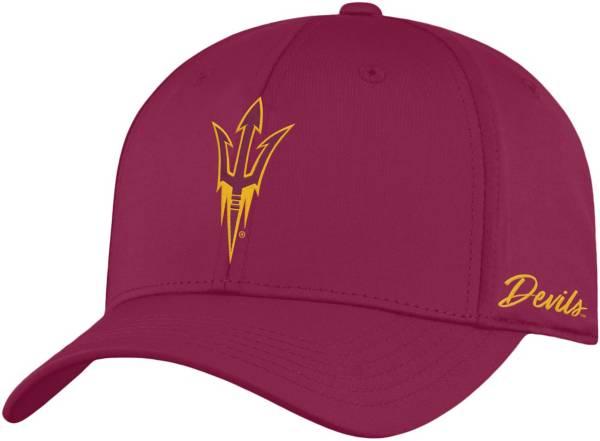 Top of the World Men's Arizona State Sun Devils Maroon Phenom 1Fit Flex Hat product image