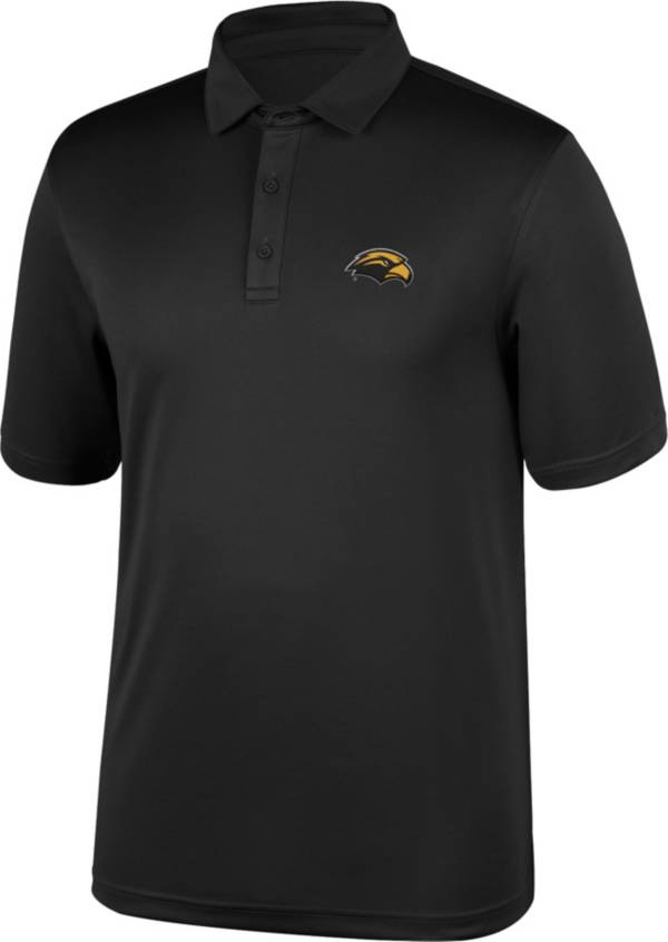 Top of the World Men's Southern Miss Golden Eagles Black Polo product image