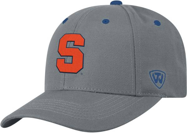 Top of the World Men's Syracuse Orange Grey Triple Threat Adjustable Hat product image