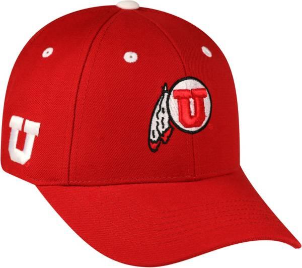 Top of the World Men's Utah Utes Crimson Triple Threat Adjustable Hat product image