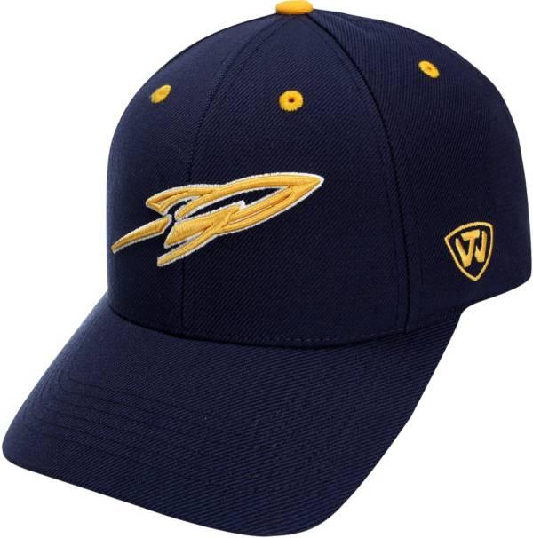 Top of the World Men's Toledo Rockets Midnight Blue Triple Threat Adjustable Hat product image