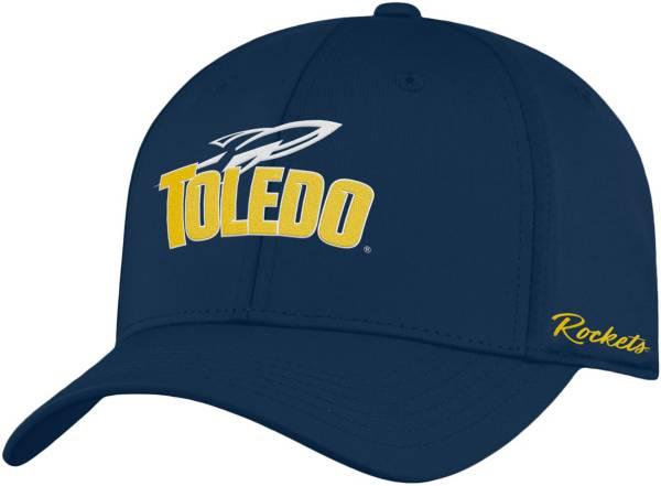 Top of the World Men's Toledo Rockets Midnight Blue Phenom 1Fit Flex Hat product image