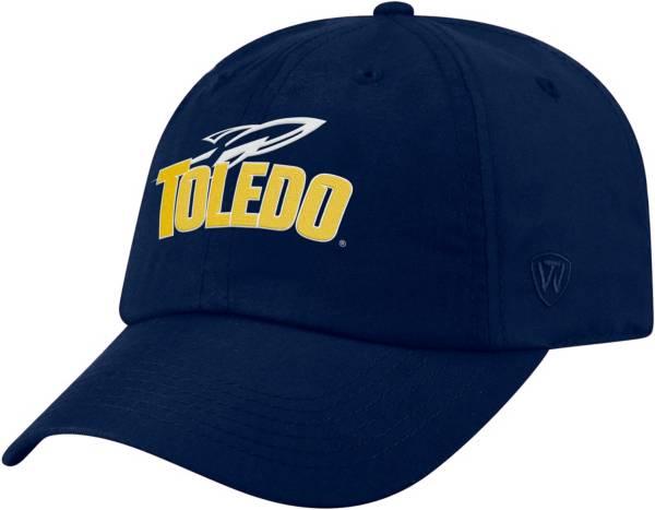 Top of the World Men's Toledo Rockets Midnight Blue Staple Adjustable Hat product image