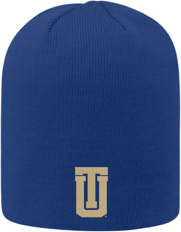 Top of the World Men's Tulsa Golden Hurricane Blue Classic Knit Beanie product image