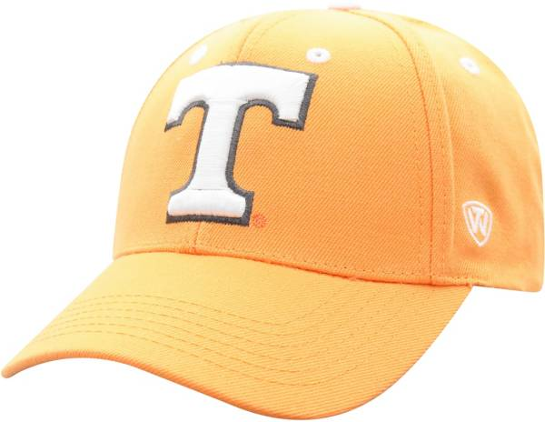 Top of the World Men's Tennessee Volunteers Tennessee Orange Triple Threat Adjustable Hat product image