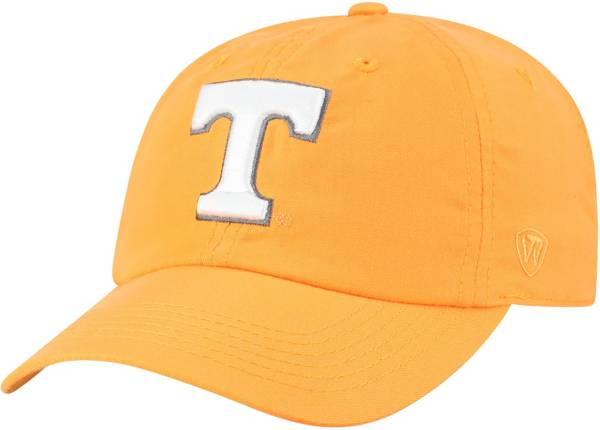 Top of the World Men's Tennessee Volunteers Tennessee Orange Staple Adjustable Hat product image