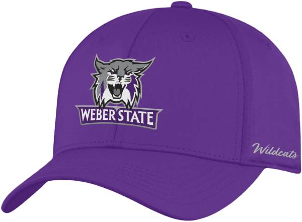 Top of the World Men's Weber State Wildcats Purple Phenom 1Fit Flex Hat product image