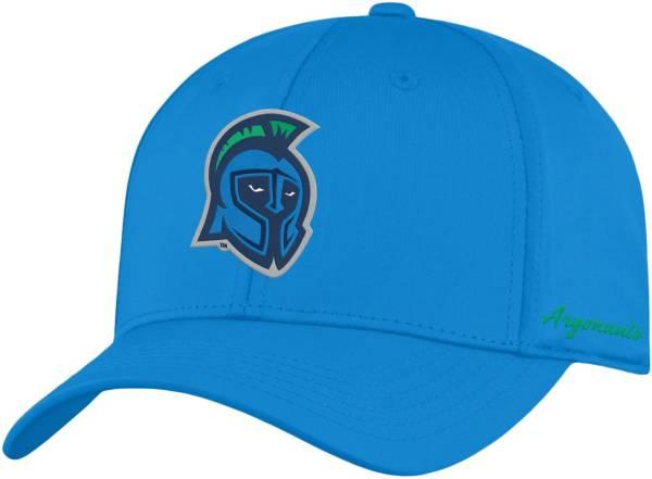 Top of the World Men's West Florida Argonauts Kelly Green Phenom 1Fit Flex Hat product image