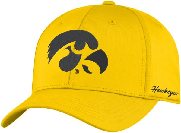 Top of the World Men's Iowa Hawkeyes Gold Phenom 1Fit Flex Hat product image