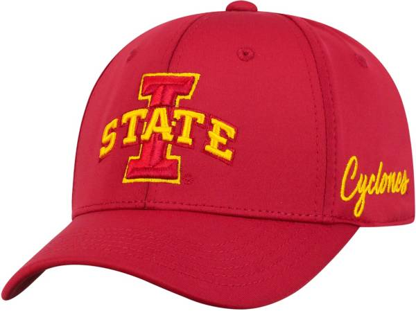 Top of the World Men's Iowa State Cyclones Cardinal Phenom 1Fit Flex Hat product image