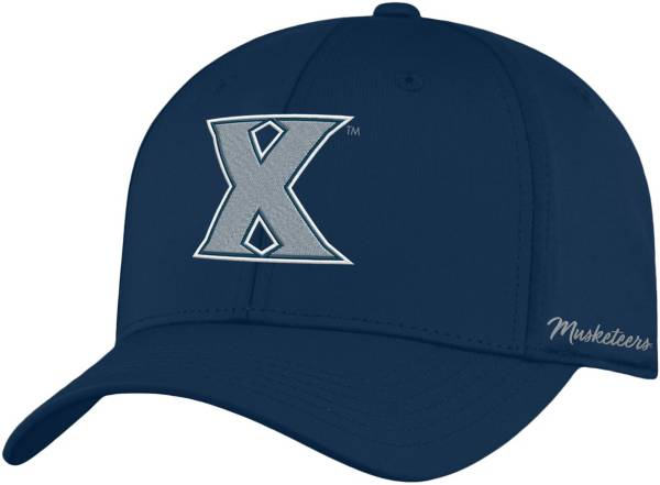 Top of the World Men's Xavier Musketeers Blue Phenom 1Fit Flex Hat product image