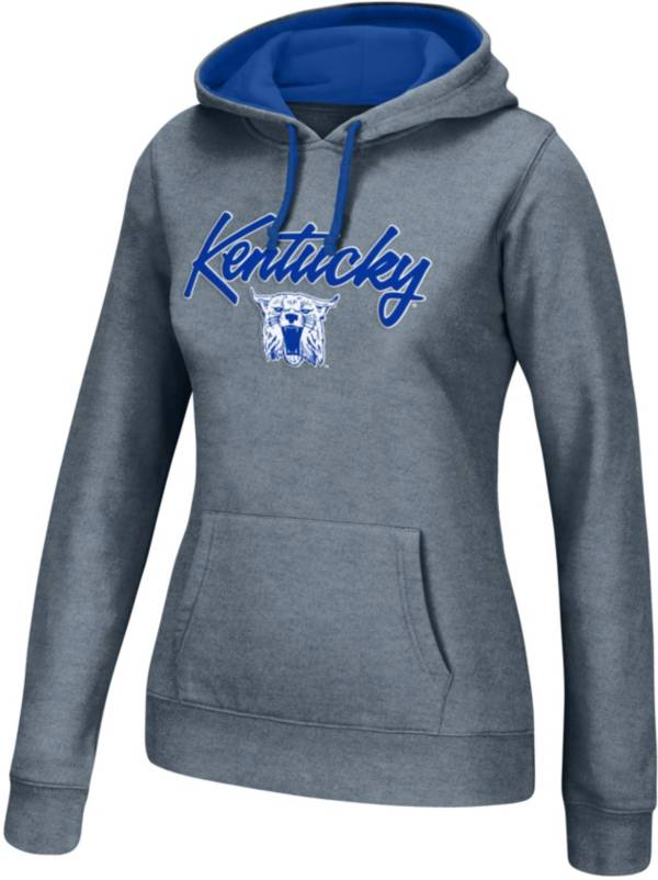 Top of the World Women's Kentucky Wildcats Grey Essential Hoodie product image