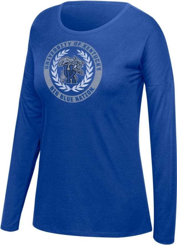Top of the World Women's Kentucky Wildcats Blue Rookie Long Sleeve T-Shirt product image