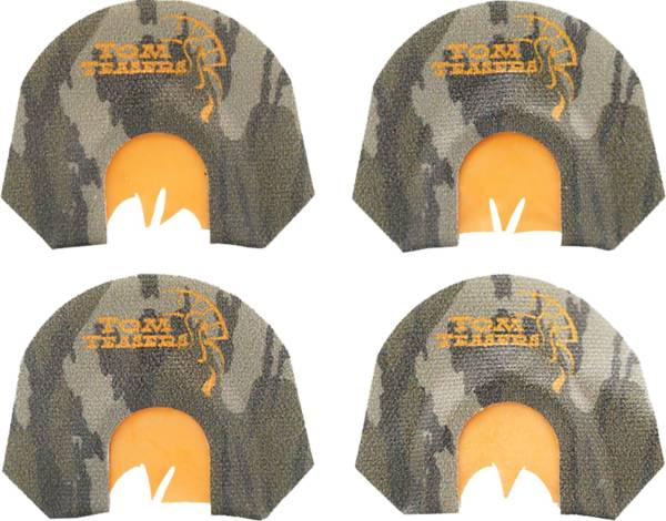 Tom Teasers 4 Pack Mouth Turkey Calls product image