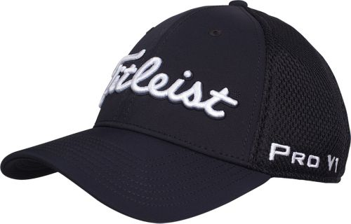 Titleist Men s Tour Sports Mesh Golf Hat 1 5c184470aef