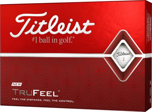 Titleist 2019 TruFeel Personalized Golf Balls product image