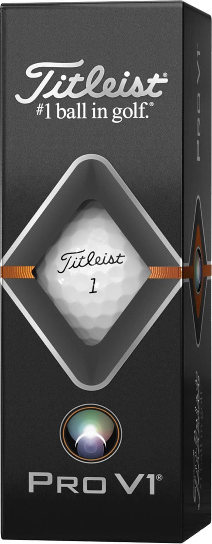 Titleist 2019 Pro V1 Golf Balls – 3 Pack product image
