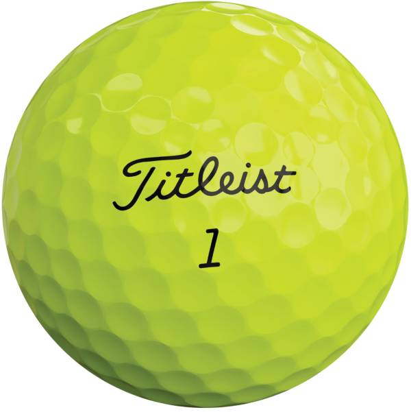 Titleist Prior Generation Pro V1 Optic Yellow Golf Balls - 3 Pack product image