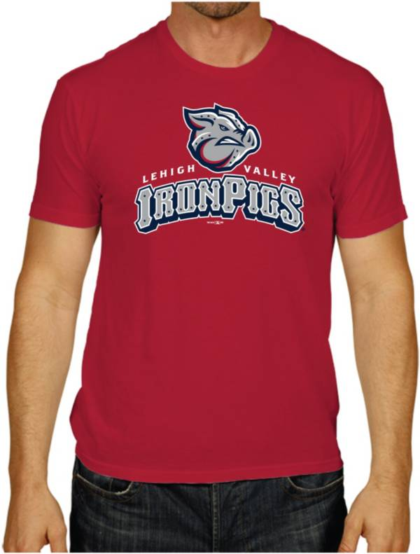 The Victory Men's Lehigh Valley Ironpigs T-Shirt product image