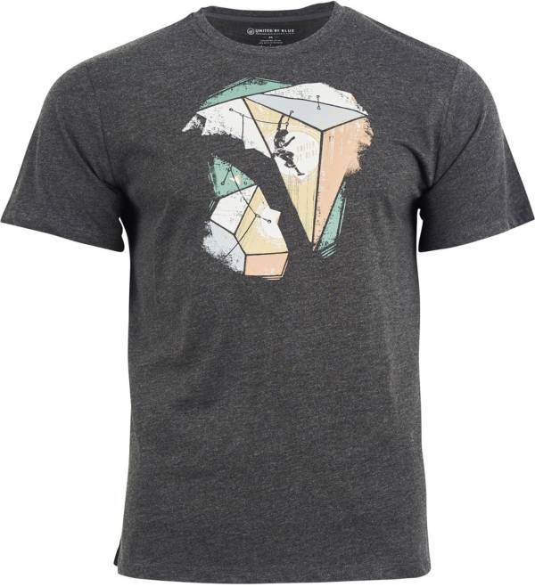 United by Blue Men's Geo Traverse Short Sleeve T-Shirt product image