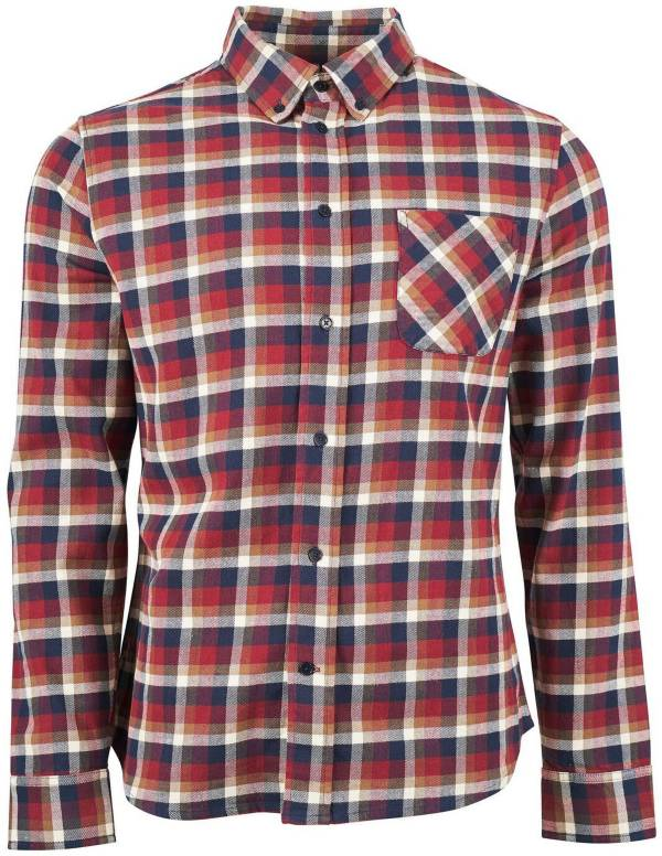 United by Blue Men's Pitchstone Plaid Long Sleeve Shirt product image