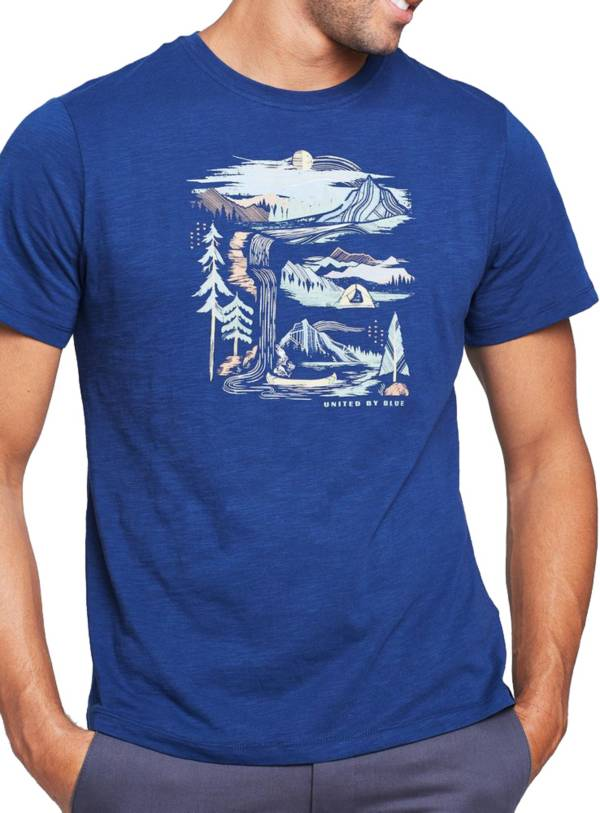 United by Blue Men's Riverbend Short Sleeve T-Shirt product image